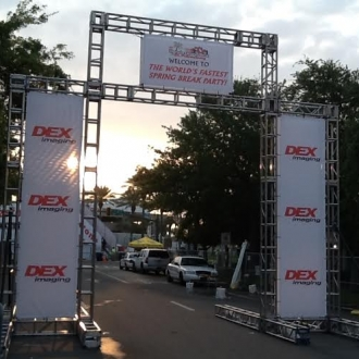 Truss Arch- OAI Grand Prix 2014