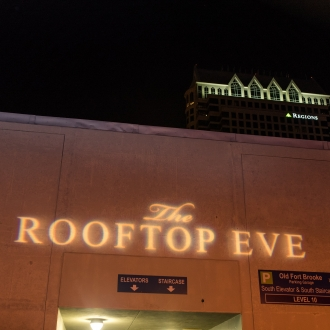 Gobo Rooftop Eve 2015