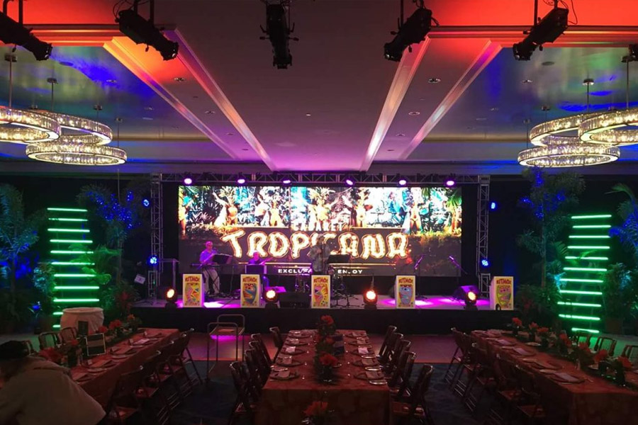 Why Hiring Lighting Professionals Is The Key To Your Event S